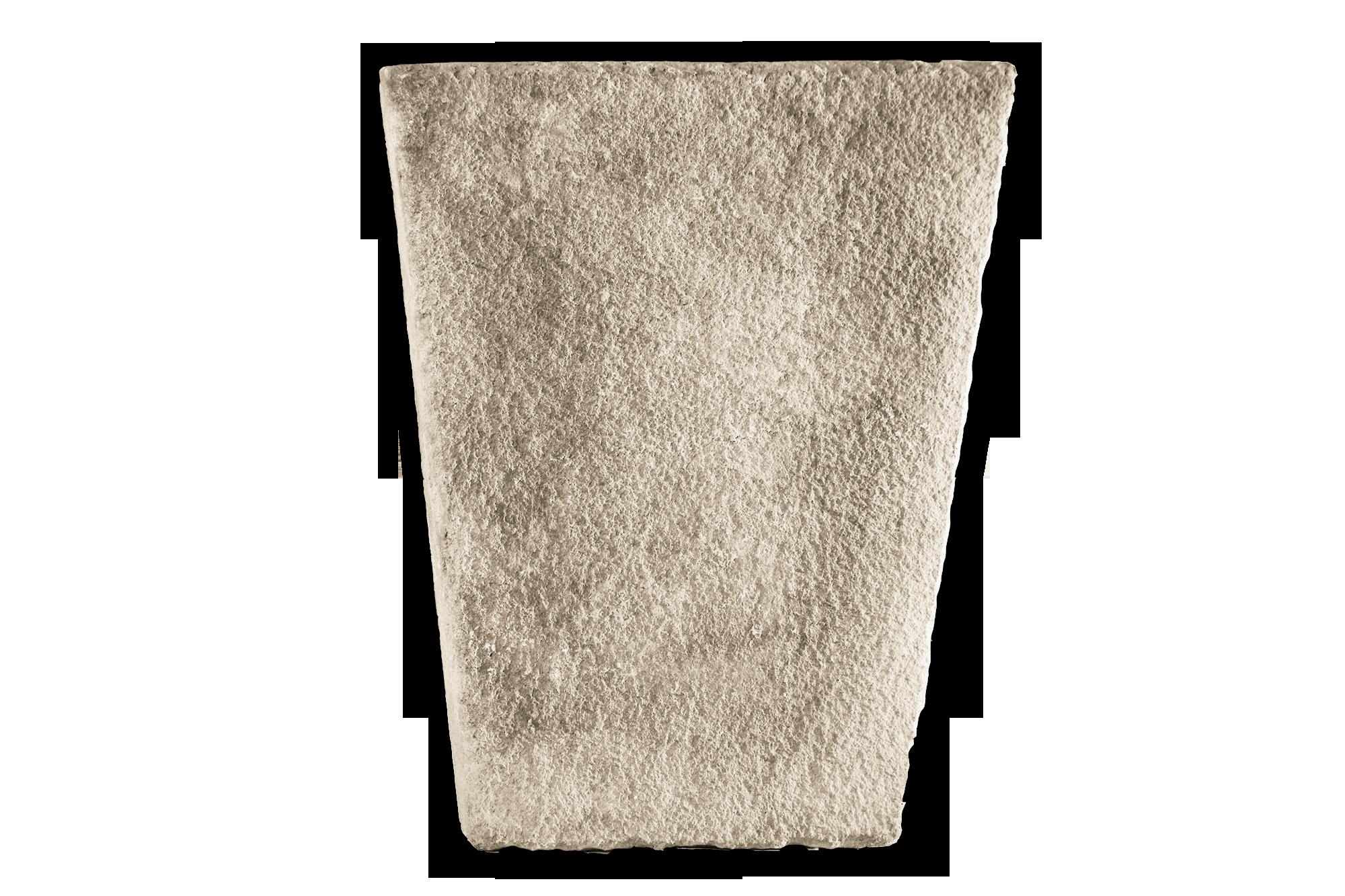 Large Keystone Champagne 6×8.5×12