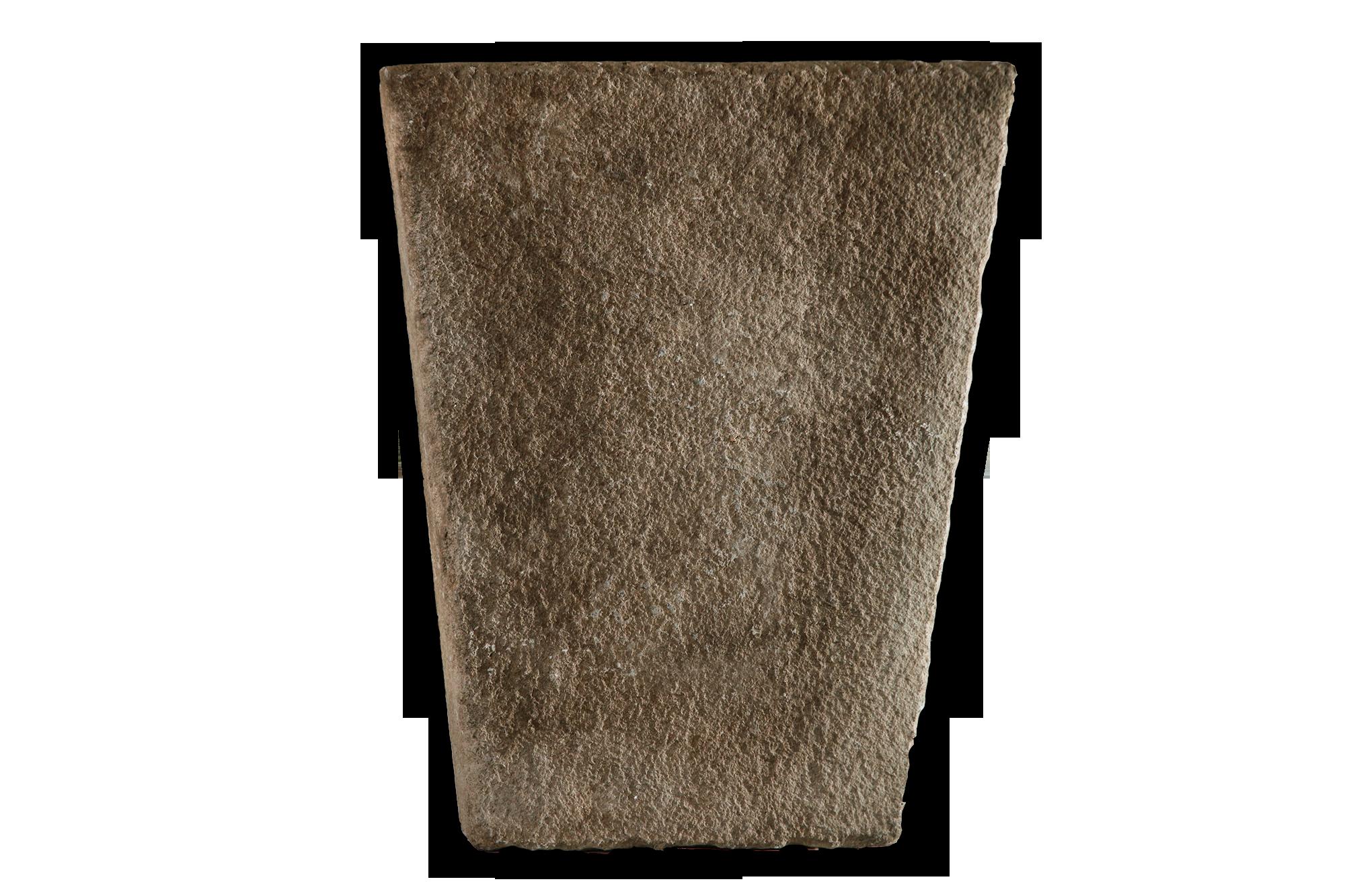 Large Keystone Taupe 6×8.5×12