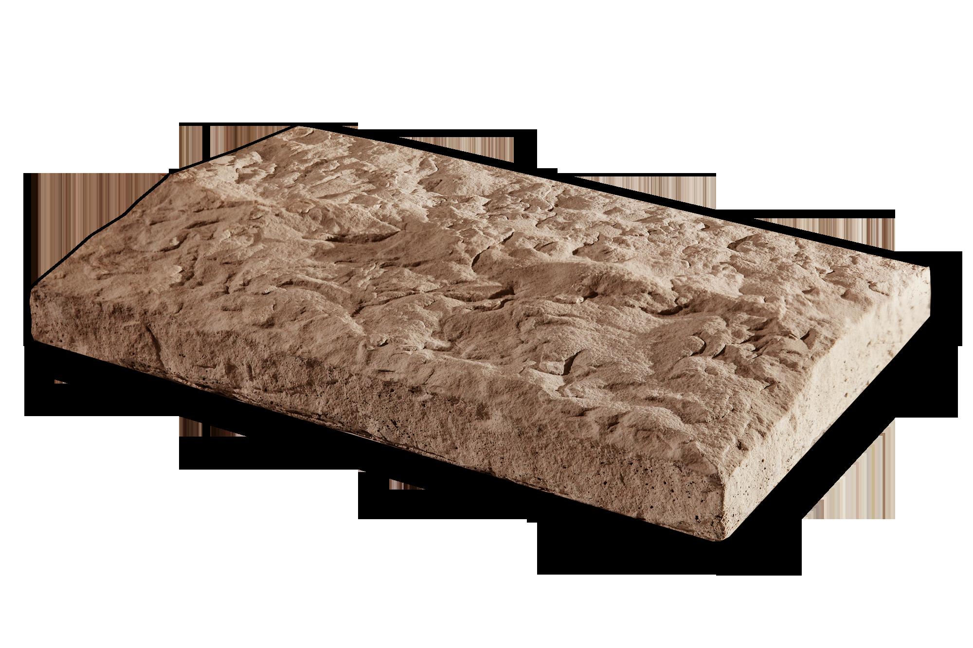Peaked Wallcap Amber 12×20