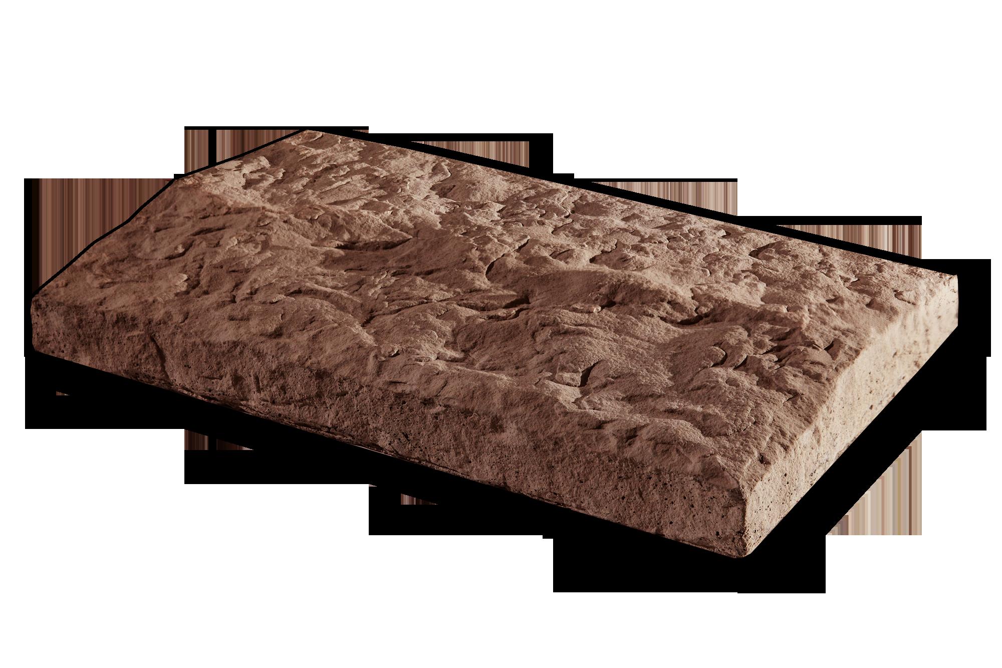 Peaked Wallcap Hazelnut 12×20