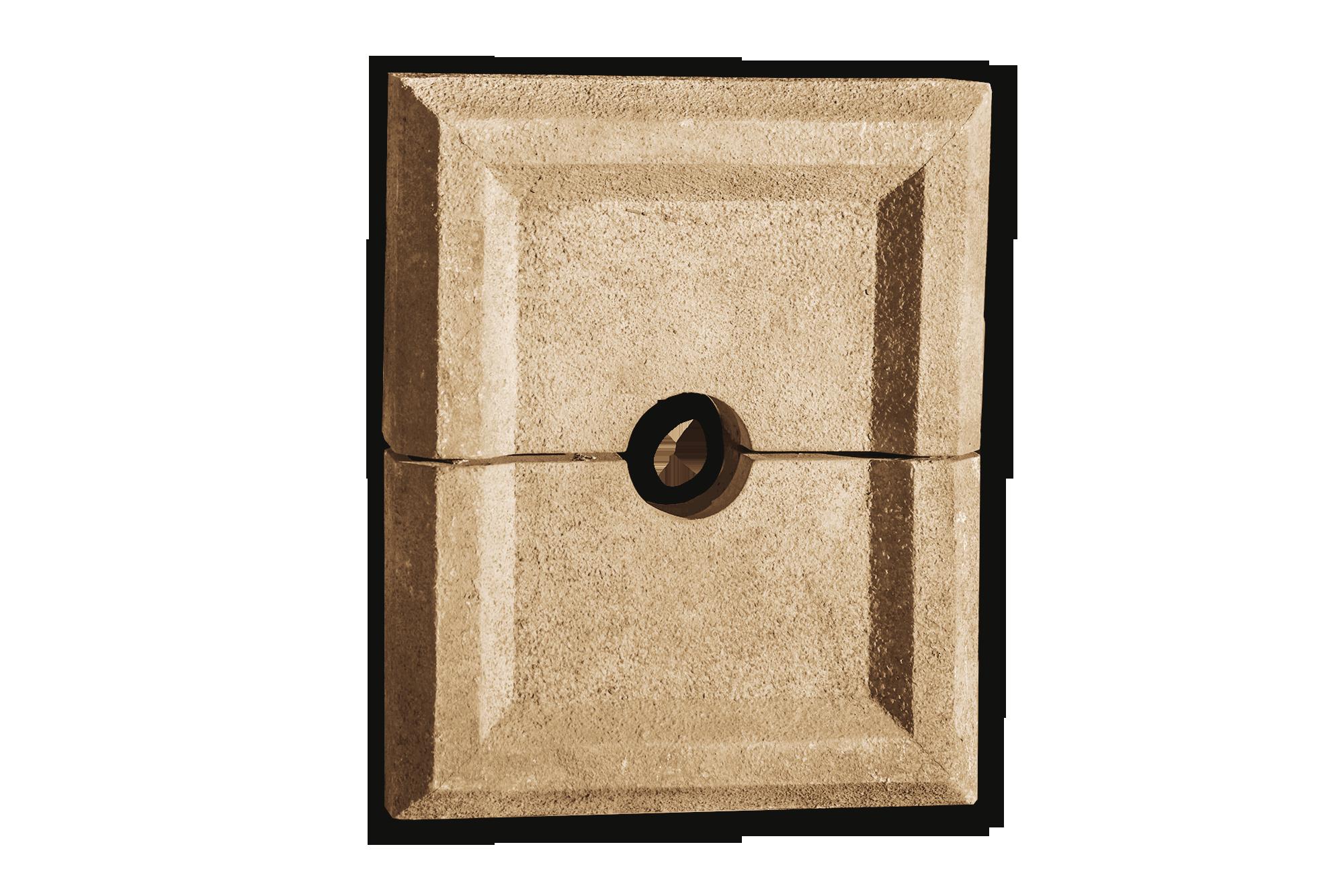 Water Box Amber 6.5×8