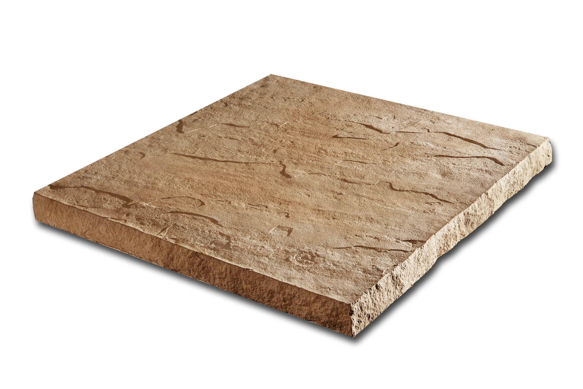 Flat Column Amber 24x24x2