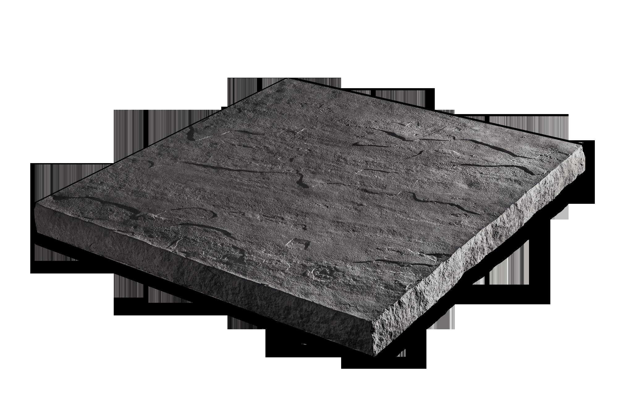 Flat Column Gray 24x24x2