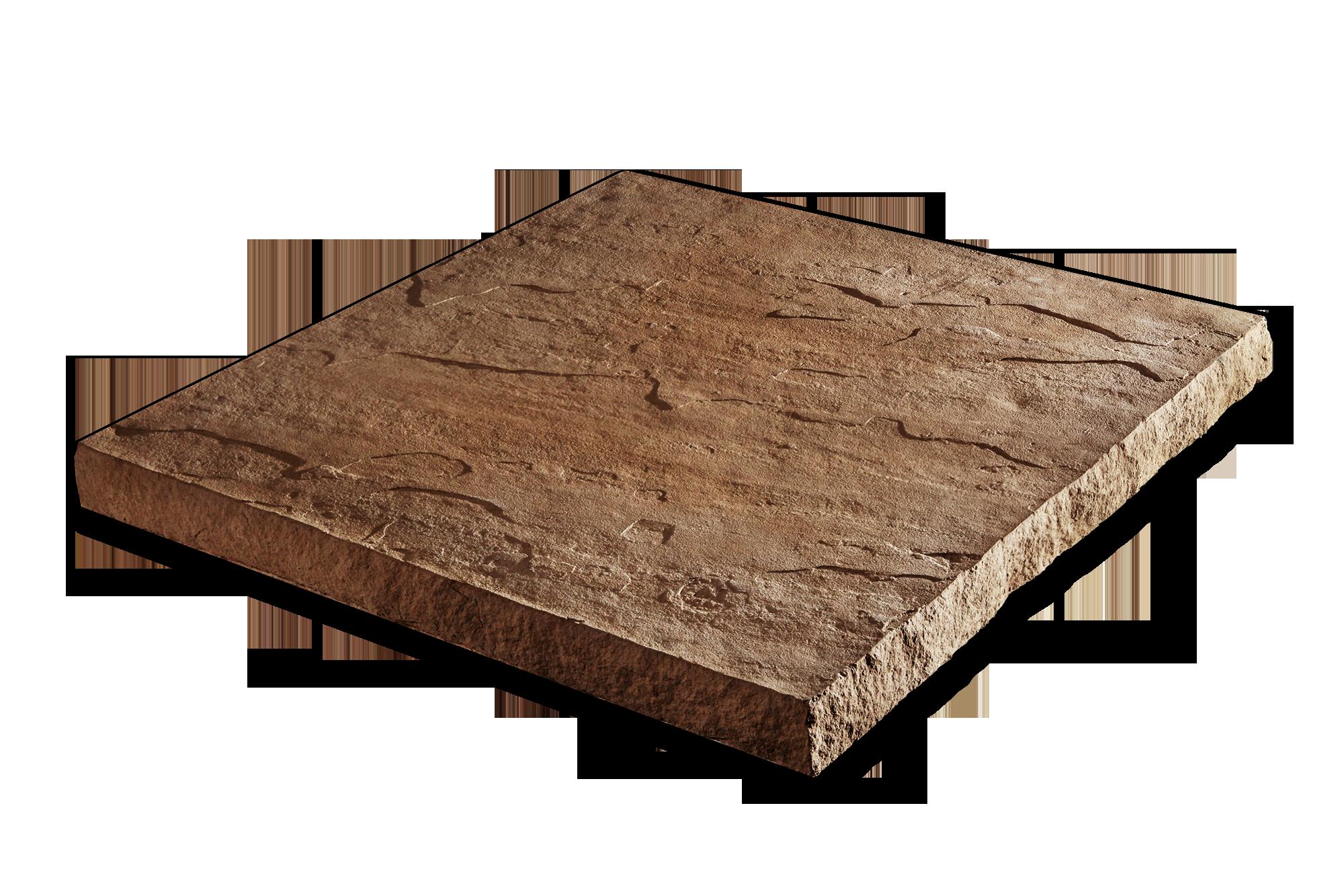Flat Column Hazelnut 24x24x2