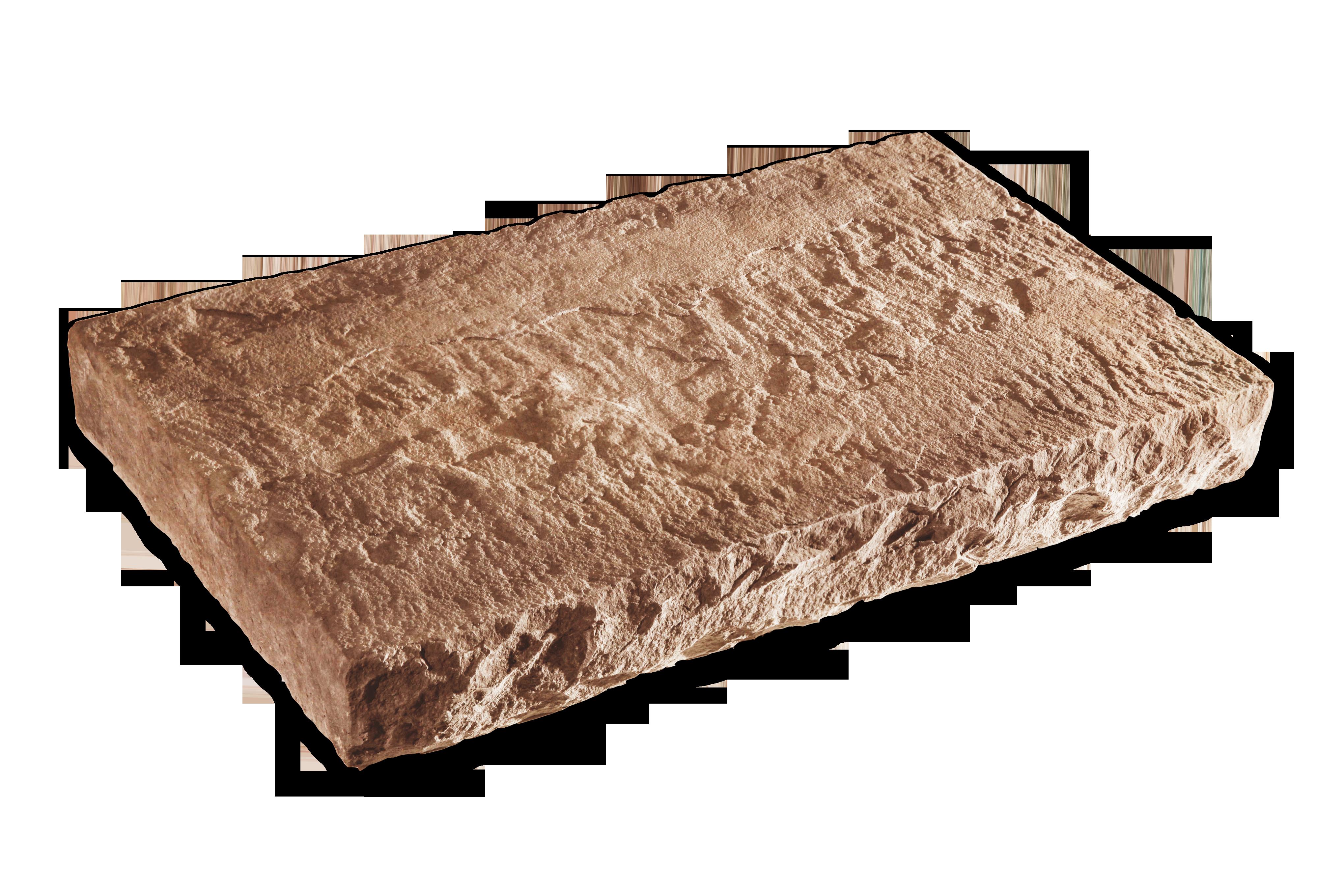 Flat Wall Cap Amber 14x24x3.5