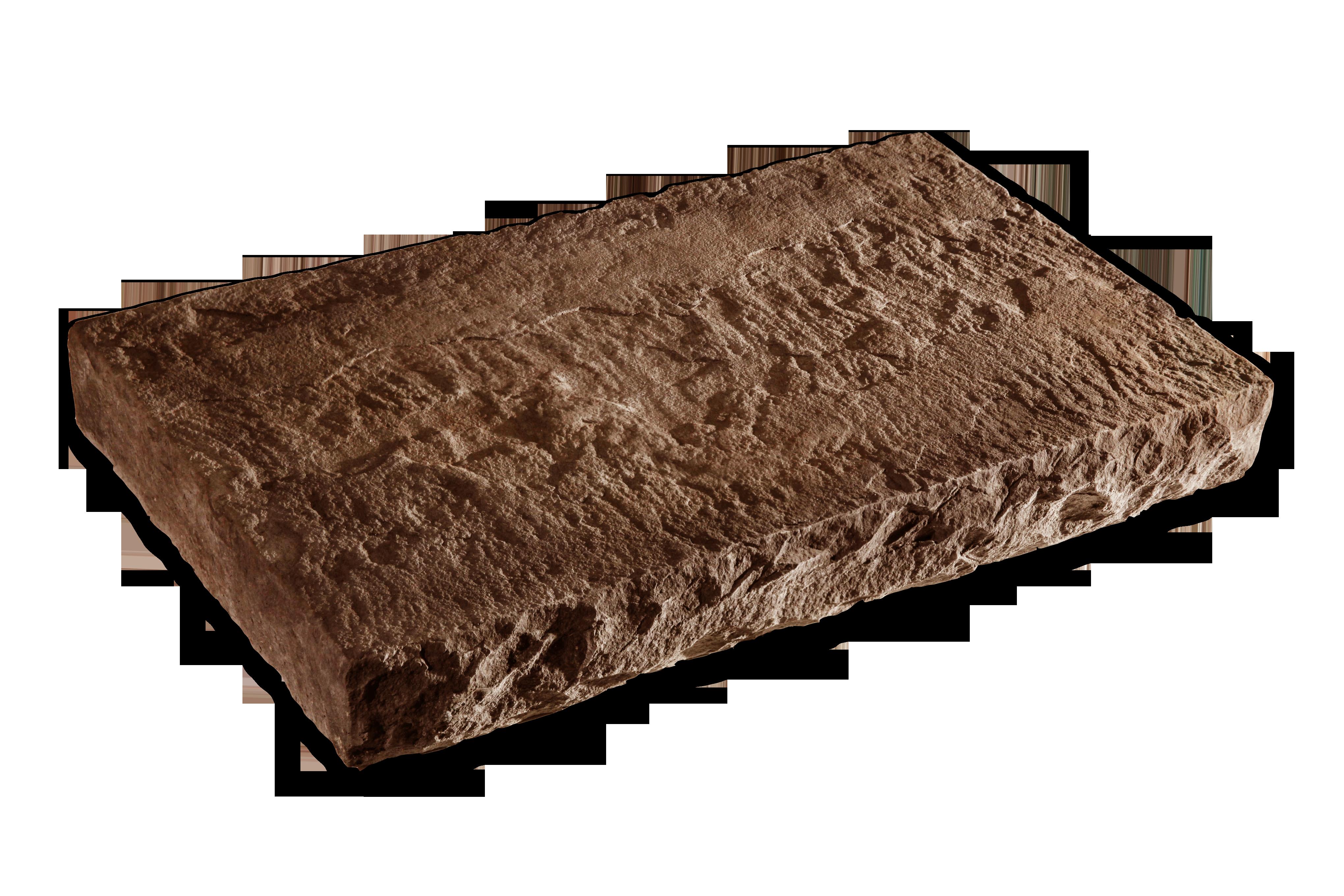 Flat Wall Cap Hazelnut 14x24x3.5